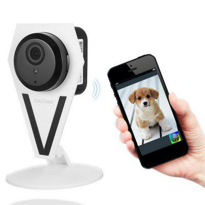 Coocheer WiFi Video Monitoring Wireless Cloud IP Surveillance Security Camera with IR Night Vision