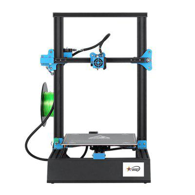 3D Printer DIY Kit Automatic Auxiliary Leveling Resume Print Touch Screen