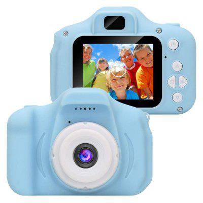 Children Mini Digital Camera 2 Inch Screen Video Recorder Educational Toys