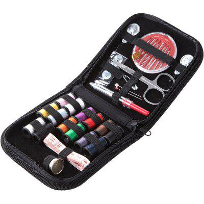 Portable Sewing Box Home Needles Thread Stitching Embroidery Craft Sewing Kit