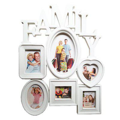 Photo Frame Wall Hanging Wedding Family Combination Home Decoration
