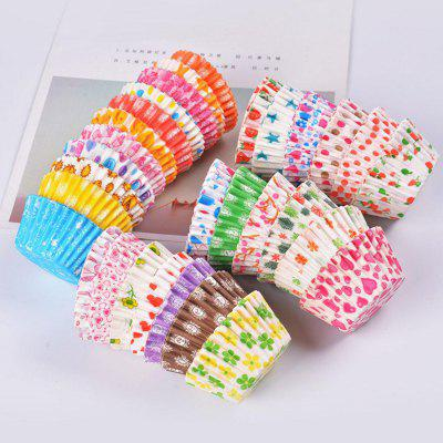 Cake Paper Cup Cupcake Liner Muffin Cases DIY Kitchen Pastry Decorating Tools