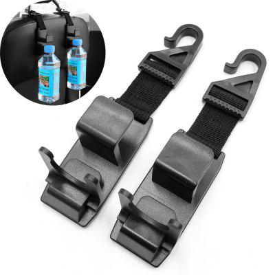 New Strong Car Back Seat Hanger Storage Hooks for Bag Purse Cloth Grocery