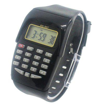 Fashion Student Calculator Watch for Exam Children Electronic Watch
