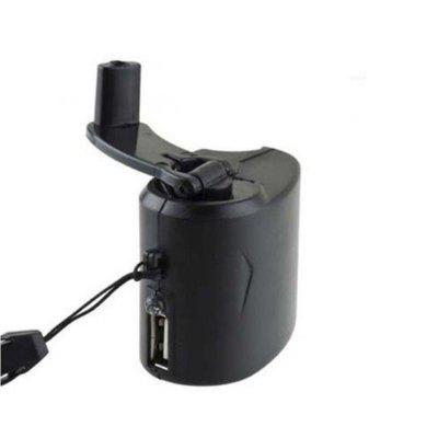 USB Phone Emergency Charger For Camping Hiking Outdoor Travel Survival Tools