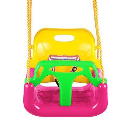 3 In 1 Jungle Gym Swing Seat Heavy Duty Chain Playground Swing Set