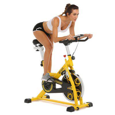 Ancheer Bicycle Health Fitness Belt-driven Indoor Exercise Bike With15 kg Flywheel And APP
