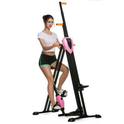 Ancheer Vertical Climber Gym Exercise Machine Stepper Cardio Workout Training non-stick grips