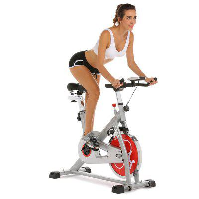 Ancheer Bicycle Health Fitness Belt-driven Indoor Exercise Bike With18 kg Flywheel And No APP