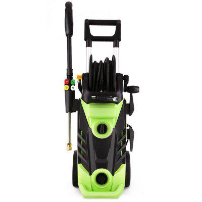 1800W 3500PSI 2.6GPM Electric High Pressure Cleaner Household Cleaning Machine