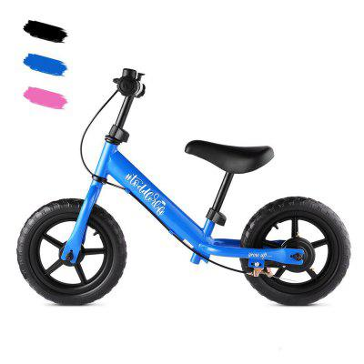 Ancheer New Baby Balance Bikes Bicycle Children Walker No Foot Pedal Toddler Bike