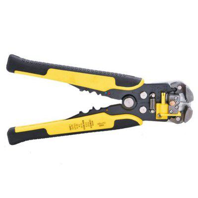 Self-Adjusting Insulation Strippers Automatic Wire Stripper Crimper Pliers
