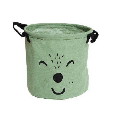 Clothes Storage Bin for Baby Nursery to Hold Baby Clothes Blankets Towels Toys