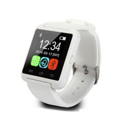 Unisex USB Bluetooth Smart Wrist Watch Mobile Phone Pedometer Smart Wrist Watch