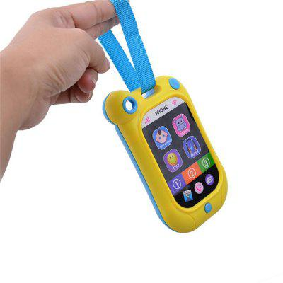 Kids Baby Multi-Functional English Version Touch Screen Toy Phone Learning Toys