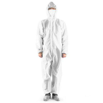 One-Piece Isolation Suit Lab Research Dust Free Clean Clothes Work Clothes
