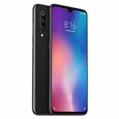 Xiaomi Mi 9 4G Phablet 6GB RAM 128GB ROM Global Version Black 16MP 48MP 12MP Rear Camera EU stock Image