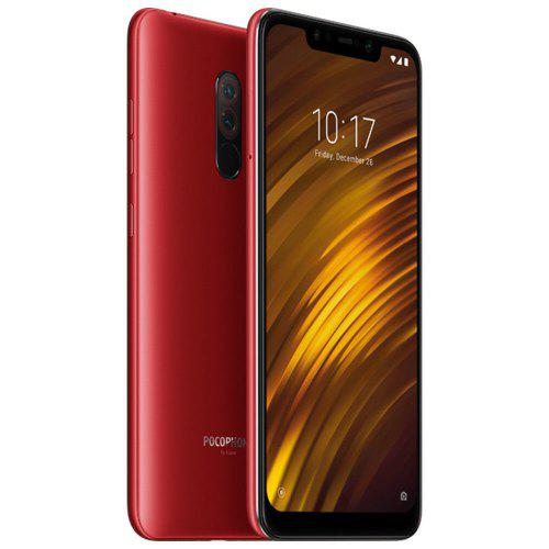Xiaomi Pocophone F1 Smartphone 4G Phablet 6GB RAM 64GB ROM Global Version EU stock