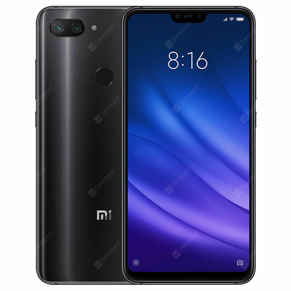 Xiaomi Mi 8 Lite Smartphone 4G Phablet 4GB RAM 64GB ROM Global Version Rear Camera12MP 5MP EU stock