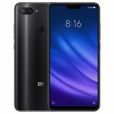 Xiaomi Mi 8 Lite Smartphone 4G Phablet 4GB RAM 64GB ROM Global Version Rear Camera12MP 5MP EU stock Image