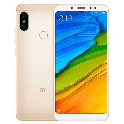 Xiaomi Redmi Note 5 Smartphone 4G Phablet Global Version 4GB RAM 64GB ROM Dual Rear Cameras EU stock Image