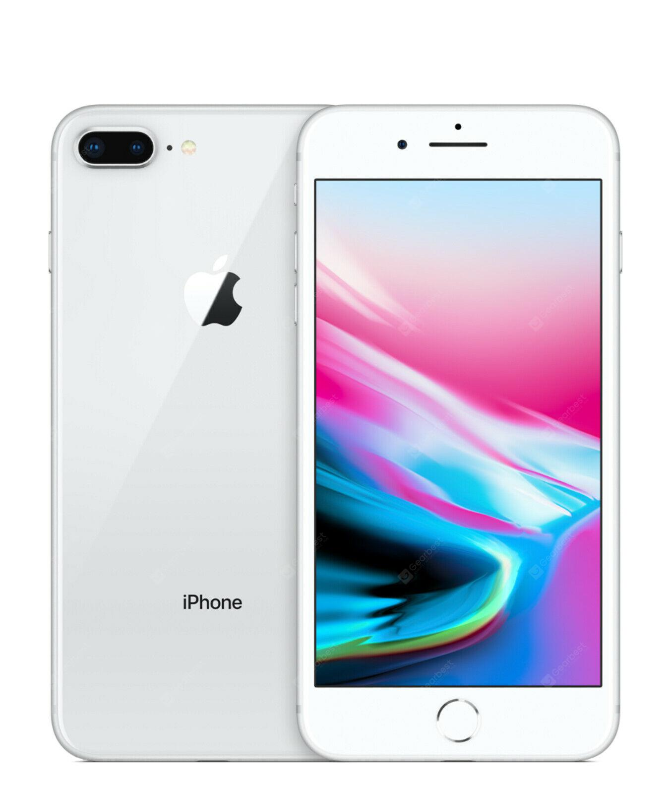 Apple iphone 8 Plus Smart Phone Cell Phone Unlocked