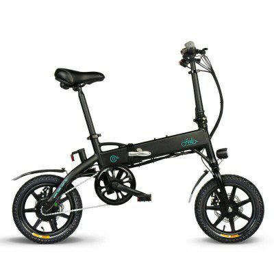 FIIDO D1 Folding Electric Bike 3 Riding Modes E-bike