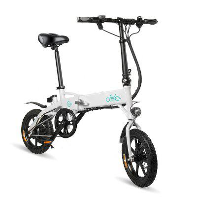FIIDO D1 Folding Electric Bike 3 Riding Modes E-bike Image