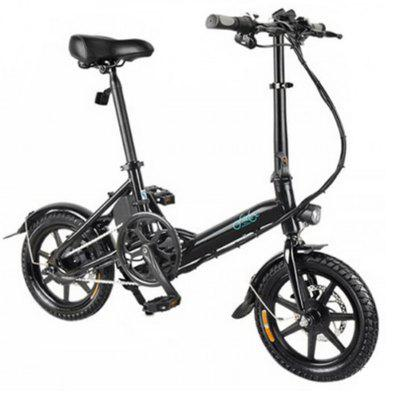 FIIDO D3 D3S Electric Moped Bike City Bike Three Riding Modes