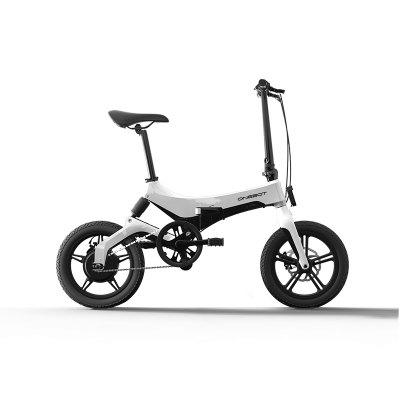 ONEBOT S6 LED light Electric Bike Folding Bicycle 250W 50km Mileage