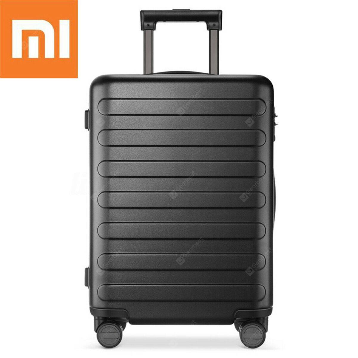 """Xiaomi 20in Classic Luggage Travel Suitcase Sock absorbent wheel"""