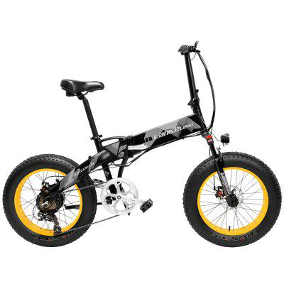 LANKELEISI X2000Plus Electric Power Assisted Bicycle 48V500V 35KM/H 20in Tire Image
