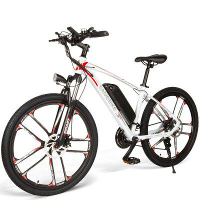 Samebike MY-SM26 Smart Folding Electric Bike 350W 8Ah Battery 26 Inch Tire Image