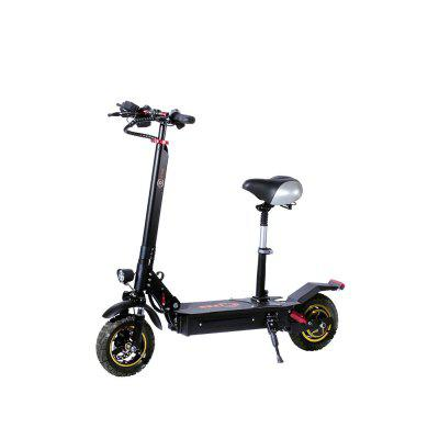 three wheel electric tricycle 8 inch 3 wheels electric bicycles seat max range 50km 48v 500w foldable kick electric scooter Bezior S1 Electric Scooter 1000W 48V Motor 13AH Battery Capacity 10in Wheel Disc Brake Mileage 40-50KM Digital Display
