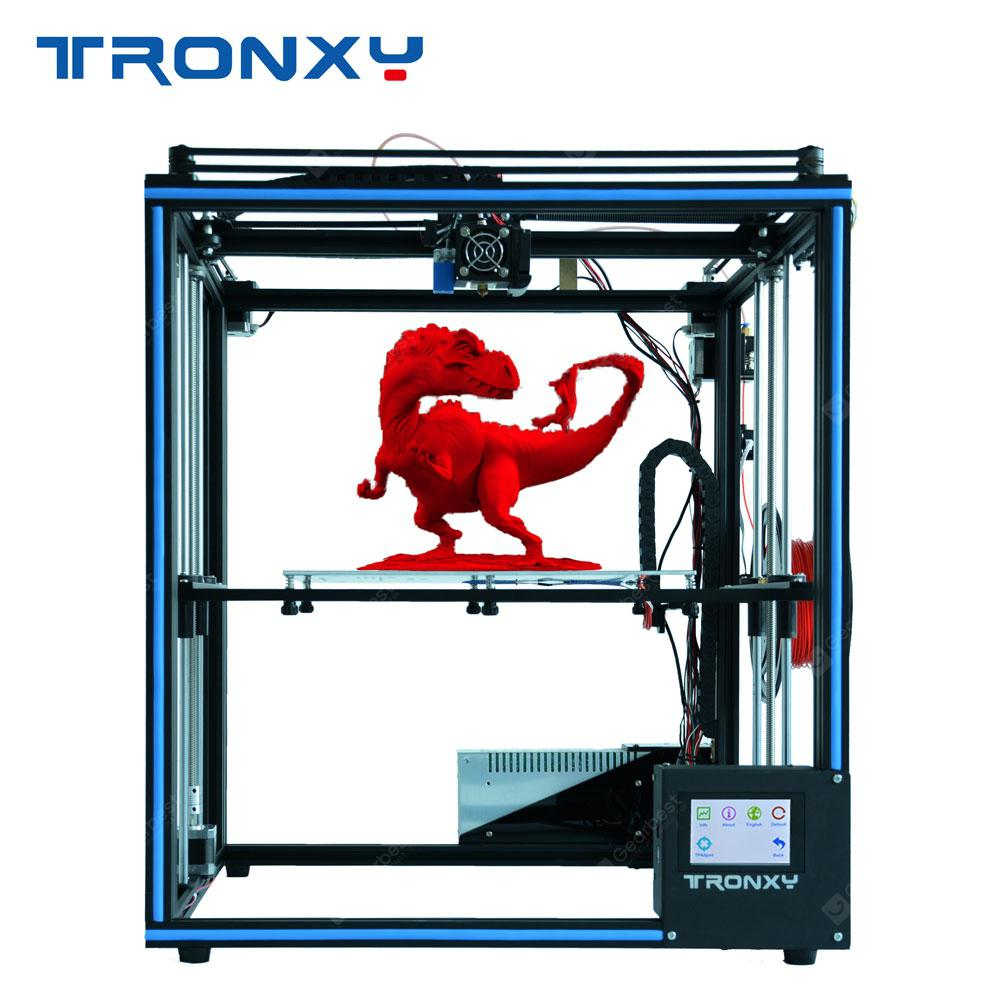 Tronxy Factory Price Desktop Educational Home Use X5SA Industrial Core XYZ 3D Printer