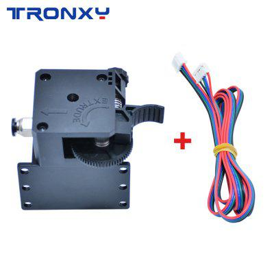 Tronxy X5S 3D printer Titan extruder supports soft wire high quality stepper motor wire feeding
