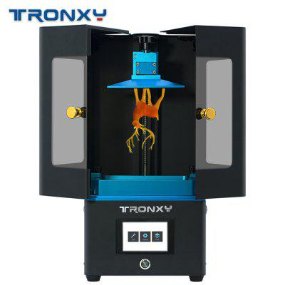 Stampante 3D Ultrabot UV LCD TRONXY con touch screen UV 2K Stampante offline 3D