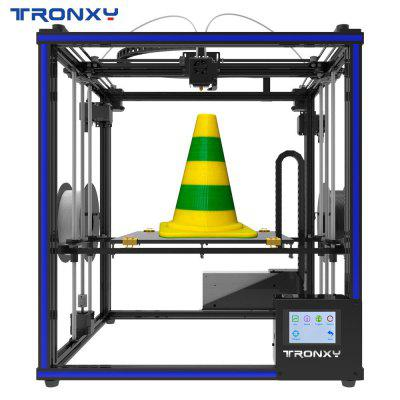 Tronxy High Precision Large Size Touch Screen DIY Industrial Home Use Commercial X5ST-2E
