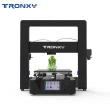 Tronxy 3D Printer X6-2E Full Metal Touch Screen Double Extruder Motor  3d printing Hotbed
