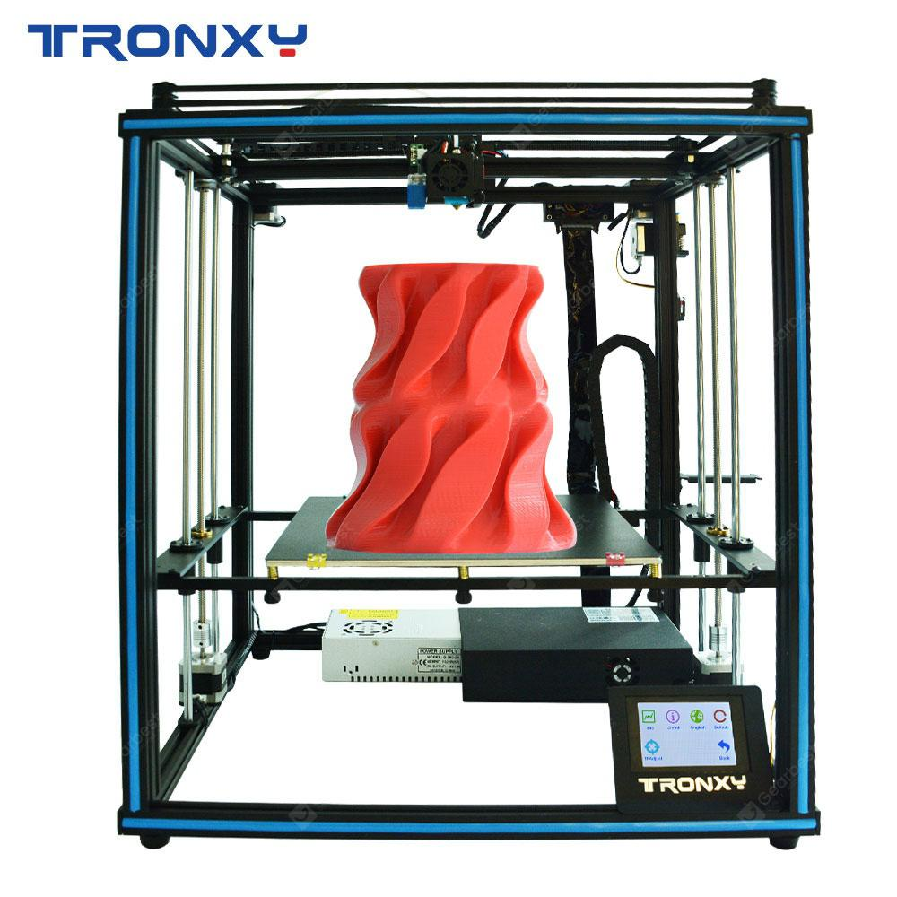 Tronxy Factory Price Desktop Educational Home Use X5SA Industrial Core XYZ 3D Printer - X5SA 24v DE (entrep�t EU) 6%commissions