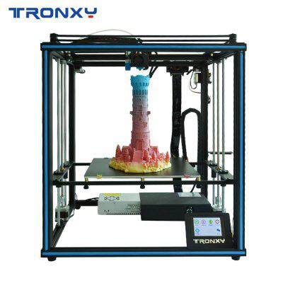 Tronxy X5SA-400 24V Factory Price Desktop Educational Home Use Industrial 3D Printer Prusa I3 3D