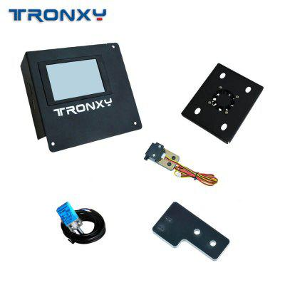 Tronxy X5S To X5SA or X5S-400 to X5SA-400 Upgrade kit Touch Screen Auto leveling for 3D printer