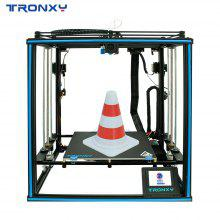 Tronxy High Precision Large Size Touch Screen DIY Industrial Home Use Commercial X5SA-2E