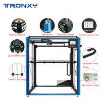 Tronxy High Precision Large Size Touch Screen DIY Industrial Home Use Commercial X5ST-500