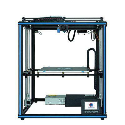 Tronxy X5SA Large Size 330X330X400mm 3d-printer Cheapest Printer