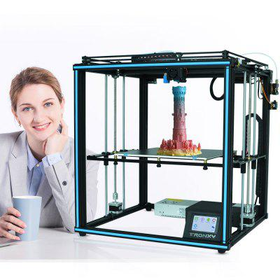 Tronxy X5SA DIY Large Model 330X330X400mm 3d-printer Sensor/High-precision Printer/Touch Screen/Dual Z Axis
