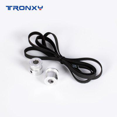 Tronxy Timing Wheels And Belts For X5SA series 3D Printer With Z-axis Motor Synchronization Function Accessories