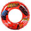 Disney Kids Swimming Ring Red Blue Pink Inflatable Float Pool Seat for Child Learning Swimmming 60cm