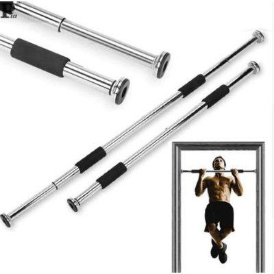 Joerex 1pc Chin Ups Door Bar Frame Exercise Fitness Home Gym Pull Push Up Strength Training AE9081