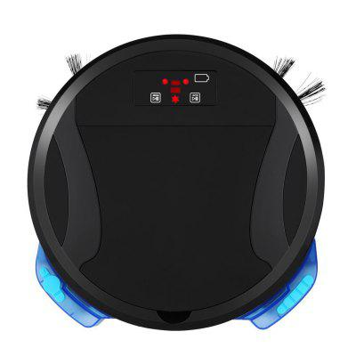 Robotic Vacuum Cleaner with Strong Suction WiFi Connected